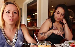 Lohanny Brandao and May - Nasty Breakfast Part 2